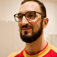 Sihing Adnan Akgün - Gruppenleiter bei Selbstverteidigung für Jedermann und Übungsleiter bei Freies Wing Chun Projekt